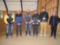 Cornel L. Dica og Frank Gerlach Felsted, Jan Kristensen OPK Jesper Sele, Kasper Sørensen og Rune Risgåaard Vestfyn
