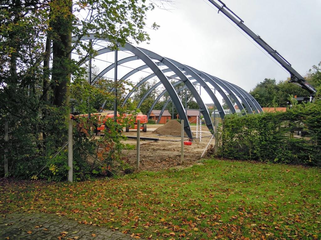2 oktober, alle 8 buer er oppe