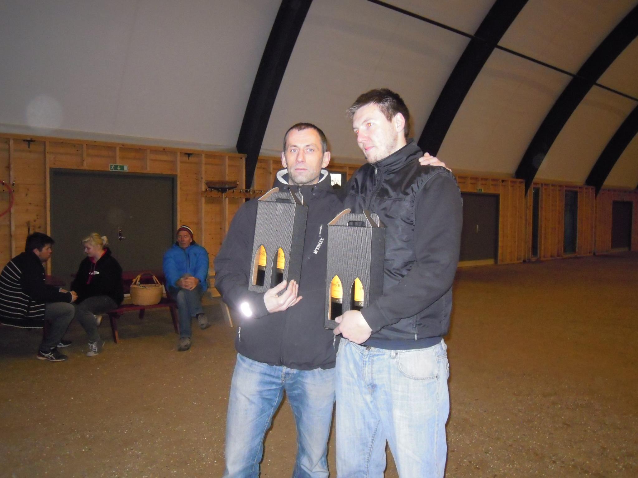 nr.2 Mark Andersen og Kasper Sørensen Vestfyn