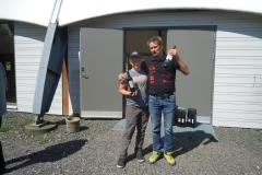 nr. 3 Malte Stage og Christian Friis OPK