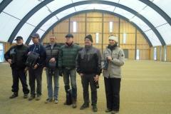 Henrik og Philip Malmos nr. 1 Flemming Smidt Brabrand og Kim Frost Bøgeskov nr. 2, nr. 3 Mulle og Pierre OPK